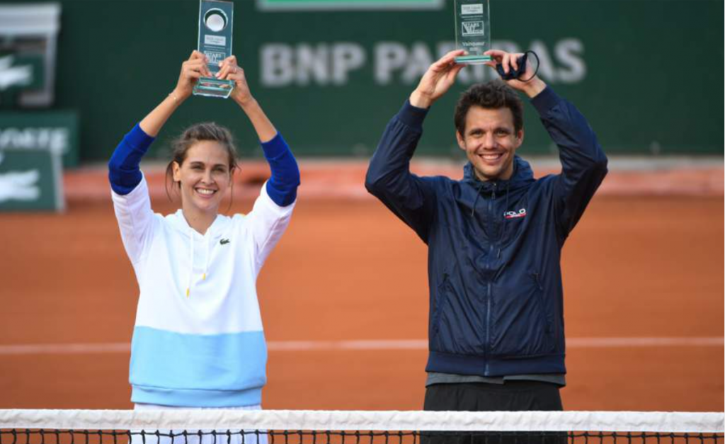 Ophélie Roland Garros